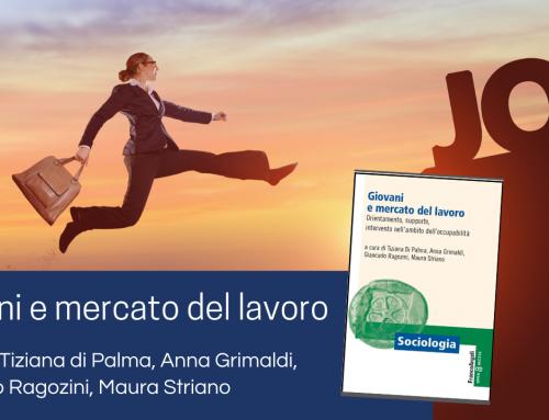 """Presentazione del libro """"Giovani e mercato del lavoro"""" a cura di Tiziana Di Palma"""