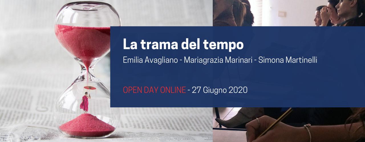 La trama del tempo | Emilia Avagliano – Mariagrazia Marinari – Simona Martinelli
