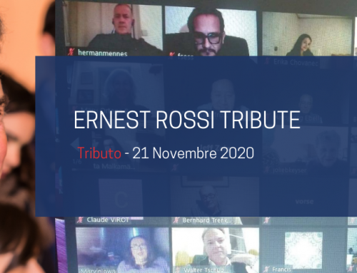 Ernest Rossi Tribute al Polski Instytut Ericksonowski