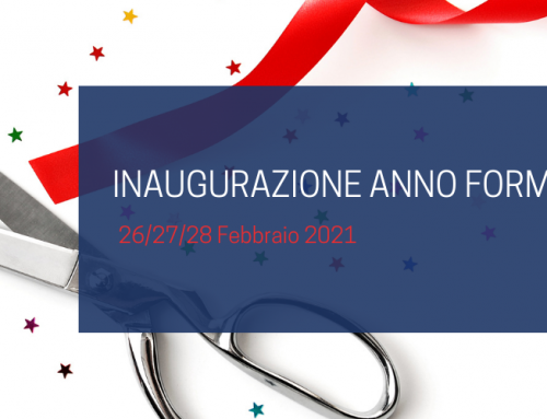 Inaugurazione 2021 | Richard Hill Neodirettore Scientifico