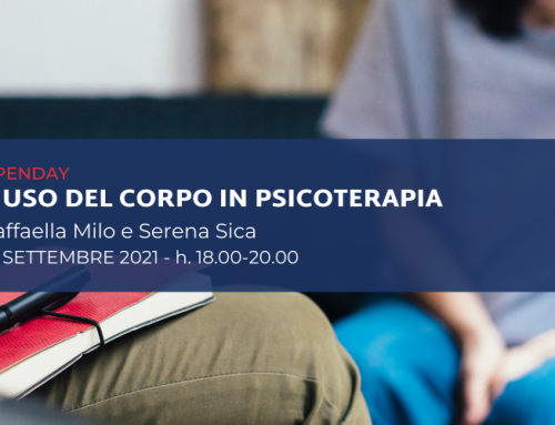 L'uso del corpo in psicoterapia | Raffaella Milo – Serena Sica